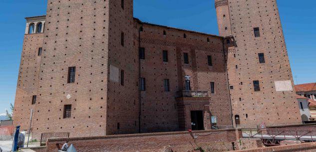 La Guida - A Fossano il castello degli Acaja è simbolo di storia