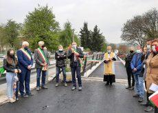 La Guida - Inaugurato il ponte ciclopedonale 1° Maggio tra Boves e Rivoira