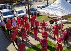 La Guida - Otto giovani in Servizio civile nella Croce Rossa