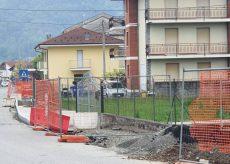 La Guida - Rifreddo, avanzano i lavori in via Roma