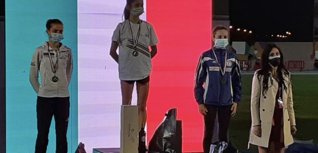 La Guida - Titolo tricolore nei 10.000 metri per Anna Arnaudo