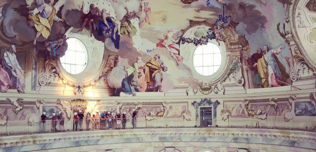 La Guida - Ripartono le visite alla cupola del Santuario di Vicoforte