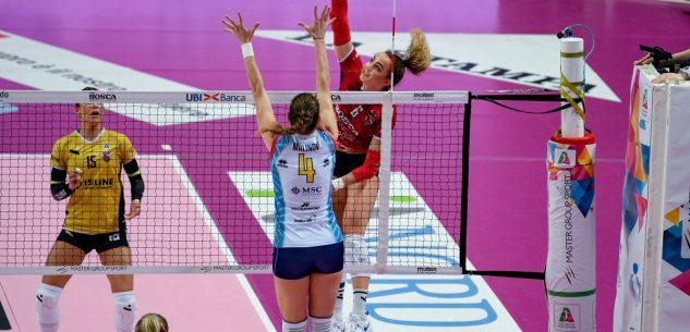 La Guida - Conferma importante in casa Cuneo Granda Volley: Gaia Giovannini ancora in biancorosso