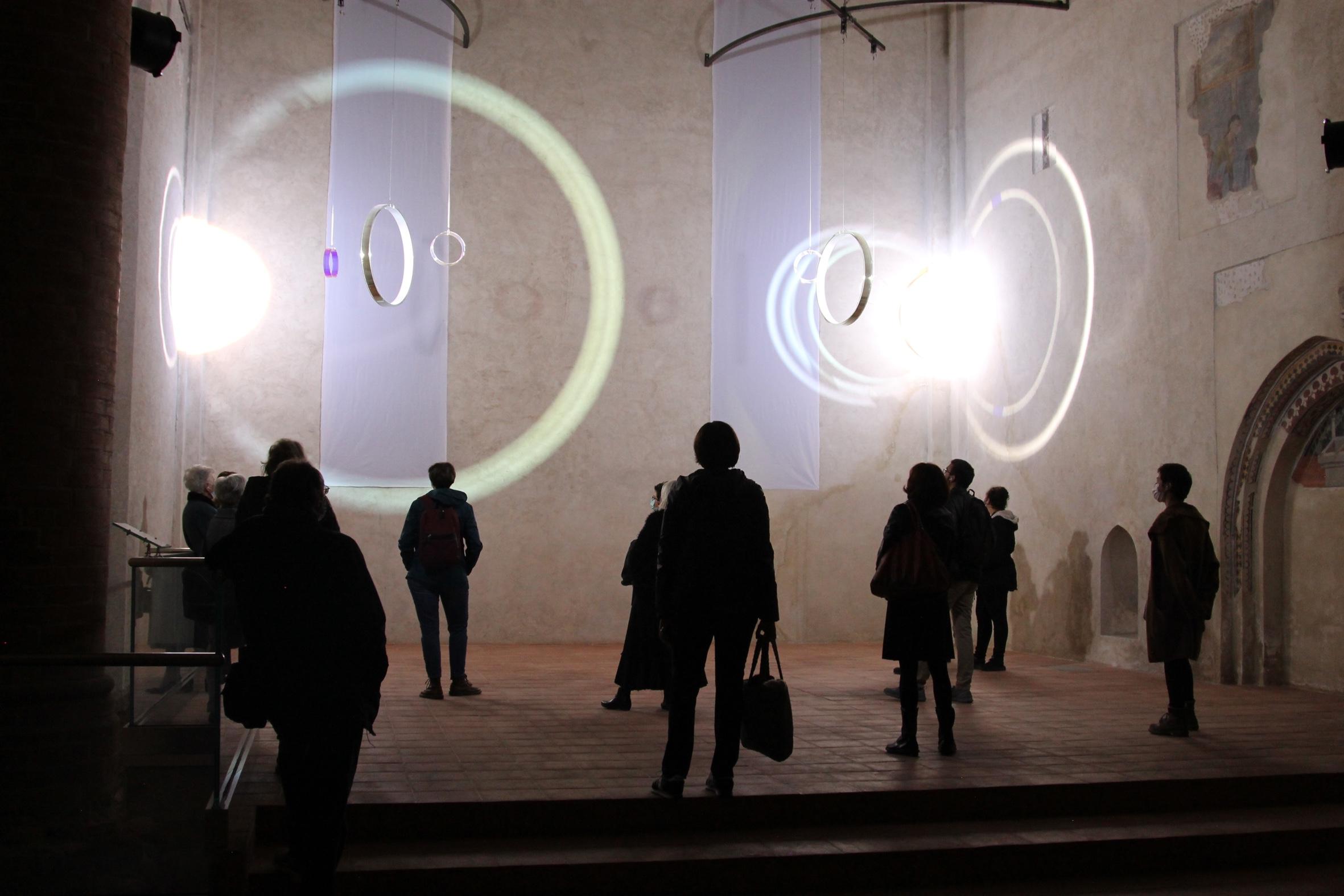"""Cuneo - Mostra """"E luce fu"""""""