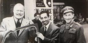 """La Guida - Sabato 8 il reading musicale """"Hemingway a Cuneo"""""""