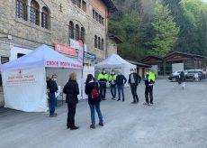 La Guida - Inaugurato il centro vaccinale di Limone Piemonte