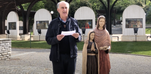 La Guida - Auguri alle mamme dal santuario di Sant'Anna di Vinadio (video)