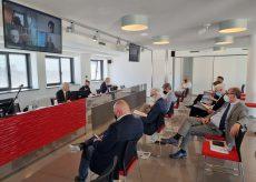 La Guida - Livio Tomatis confermato presidente della Banca di Caraglio