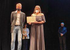 La Guida - Le vincitrici del concorso di canto lirico Enzo Sordello