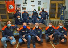 La Guida - Nuovo direttivo per l'AIB/Protezione Civile di Borgo