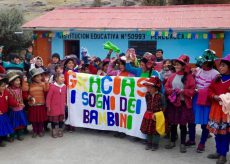 La Guida - Bombole ed ossigeno per i bambini poveri dell'India