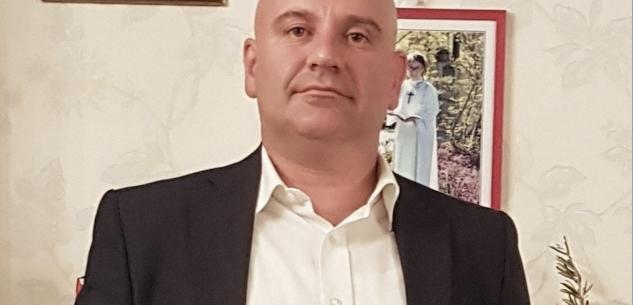 La Guida - L'addio a Danilo Degioanni, ingegnere di 44 anni trovato morto nel vallone di Neraissa