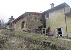 La Guida - Rocca Barbena dal colle San Bernardo e da Roccabruna alla borgata San Giovanni
