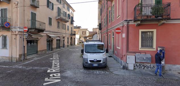 La Guida - Strade chiuse per lavori intorno a piazza Boves a Cuneo