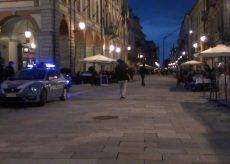 La Guida - Controlli delle forze dell'ordine nel fine settimana nel capoluogo