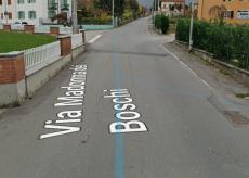La Guida - Peveragno, chiusura di via Madonna dei Boschi per lavori