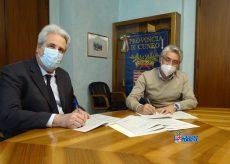 La Guida - Firmata la convenzione per il terzo ponte di Alba