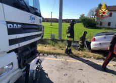 La Guida - Si torna a circolare sulla provinciale a Savigliano dove questa mattina ha perso la vita un uomo