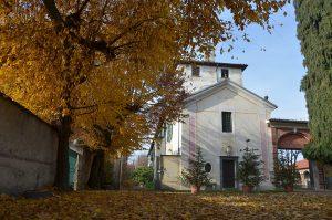 Cerialdo - Cappella di villa Oldofredi Tadini