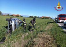 La Guida - Incidente stradale a Monasterolo di Savigliano