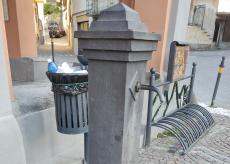 La Guida - Da più di dieci giorni la fontana nel centro di Venasca è chiusa