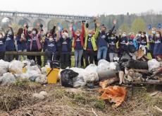 La Guida - Domenica di pulizia rifiuti lungo il torrente Gesso