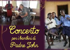 La Guida - Serata con concerto per i bambini di padre John Cugnod
