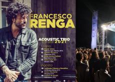 """La Guida - Francesco Renga a """"Onde Sonore"""", il 15 luglio a Tarantasca"""