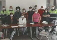 La Guida - Seconda giornata vaccinale con circa 90 pazienti a Beinette