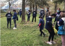 La Guida - Quasi in duecento per pulire il parco fluviale di Cuneo dalla plastica