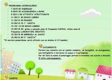 La Guida - Estate Bimbi alla scuola dell'infanzia di San Pietro del Gallo
