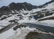 La Guida - Riaperto il transito al Colle della Lombarda