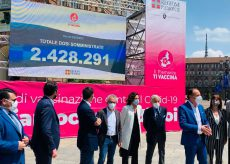 La Guida - L'ospedale temporaneo Valentino diventa centro vaccinale per tutti i Piemontesi