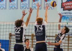 La Guida - Derby tra i ragazzi Under 17 del Cuneo volley