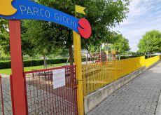 La Guida - I giardini di via Boffa riaperti dai genitori