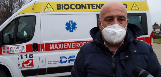 La Guida - Dall'11 giugno Giuseppe Guerra dirigerà l'Asl Cn1