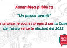 """La Guida - """"Un passo avanti"""" con Cuneo per i Beni Comuni"""