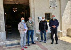 La Guida - Sopralluogo al Santuario della Madonna del Colletto in vista della ristrutturazione