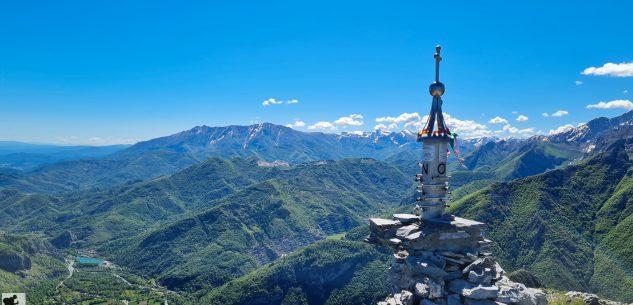 La Guida - La cime Saben – Pissousa e la Punta dell'Aquila