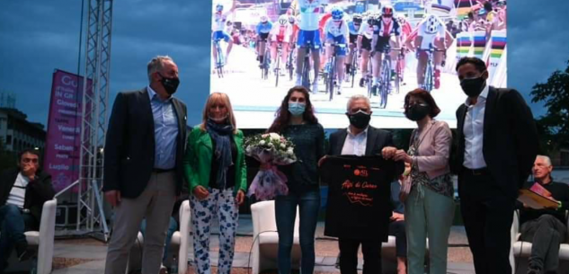 La Guida - Fausto Coppi e Giro d'Italia: serata di campioni, e fuochi d'artificio, per l'estate del ciclismo in Granda