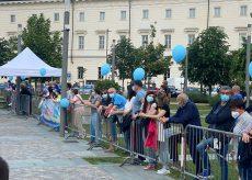 La Guida - Cuneo, al Foro Boario festa per Marta Bassino
