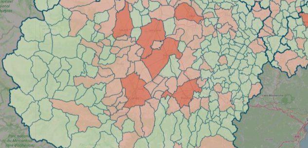 La Guida - La mappa del contagio: i Comuni covid-free salgono a 160