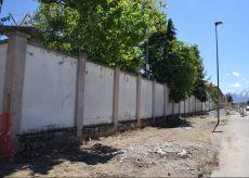 La Guida - Al via i lavori di manutenzione del verde dell'ex caserma Montezemolo