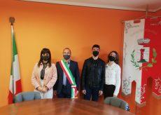 La Guida - A Roccacigliè la consegna della Costituzione Italiana