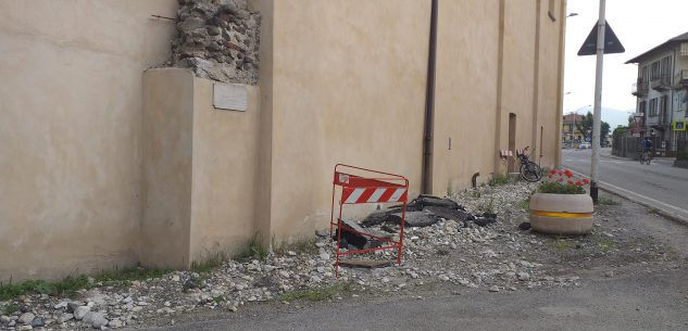 """La Guida - Borgo, Fantino denuncia """"degrado e abbandono"""""""