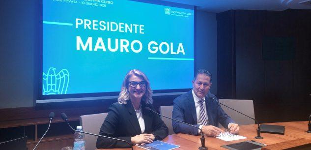La Guida - Confindustria Cuneo, Mauro Gola presidente ancora per due anni