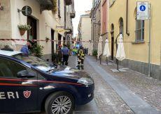 La Guida - Verifiche in uno stabile in via Dronero a Cuneo