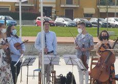 La Guida - Cervasca, musica classica nell'anfiteatro
