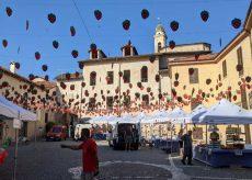 La Guida - Festa a Peveragno con il mercato della fragola nel centro storico