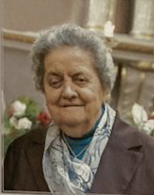 Maddalena Bruno vedova Biodo